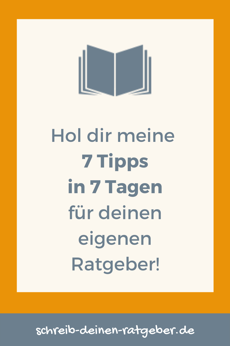 7 Tage, 7 Tipps